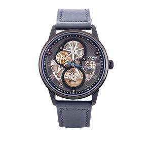 暗夜飞轮男款机械手表
