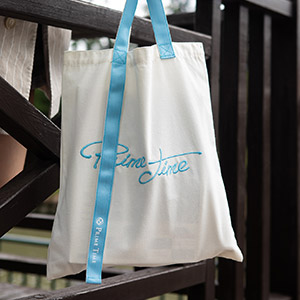 飘带环保袋