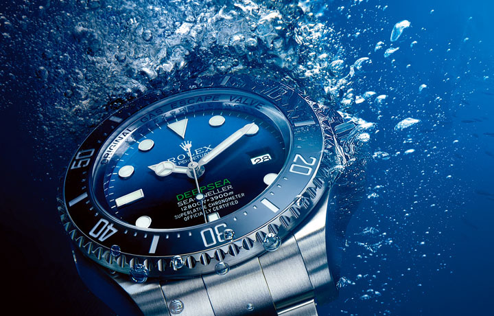 五分钟搞懂腕表防水