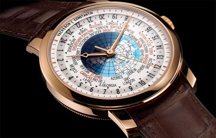 六种常见的多时区腕表显示类型