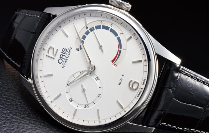 当前最实惠的超长动能腕表——豪利时ORIS ProPilot Cal.110