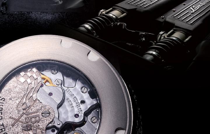 高级钟表与机械动力逻辑