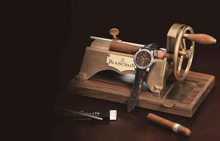 Blancpain 宝珀表——初衷·不变的坚持(上)