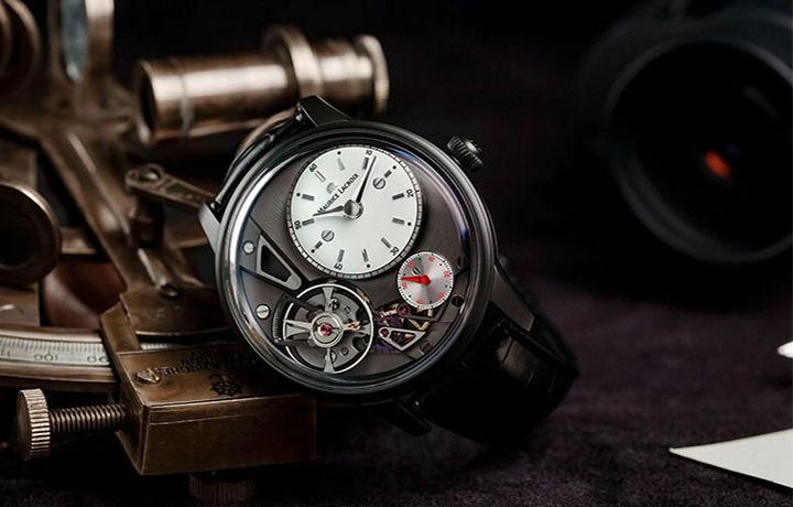 强烈吸引目光——艾美MAURICE  LACROIX 匠心系列引力腕表
