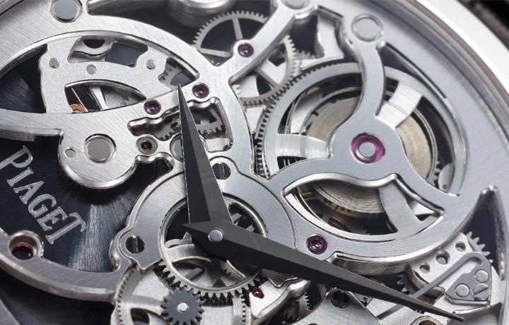 全球最薄手动上链机芯——伯爵PIAGET Altiplano镂空超薄腕表