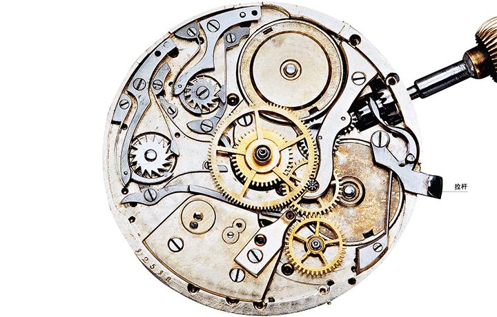 技术讲堂 第十讲 拨针/上链系统