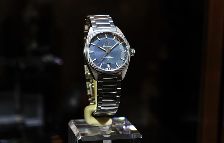 全球首款至臻天文台表——欧米茄星座系列尊霸腕表上市新闻发布会在沪盛大举行