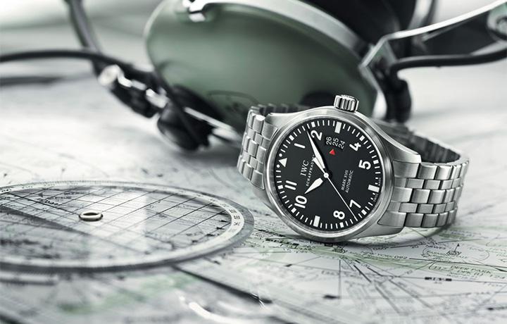 终极飞行表的肖像——IWC 万国表 Pilot 马克17