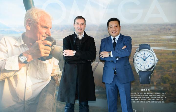 欧米茄于上海荣耀发布纪录片《大地》