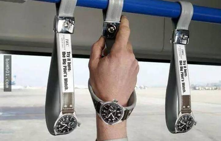 脑洞太大 手表广告居然还能这么拍!