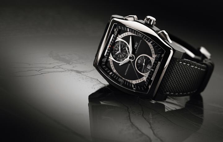 工程艺术至尊 万国表达文西系列陶瓷计时腕表