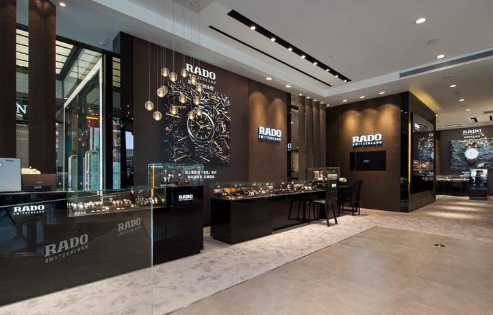 RADO瑞士雷达表全球最大直营店于北京东方新天地盛大开幕