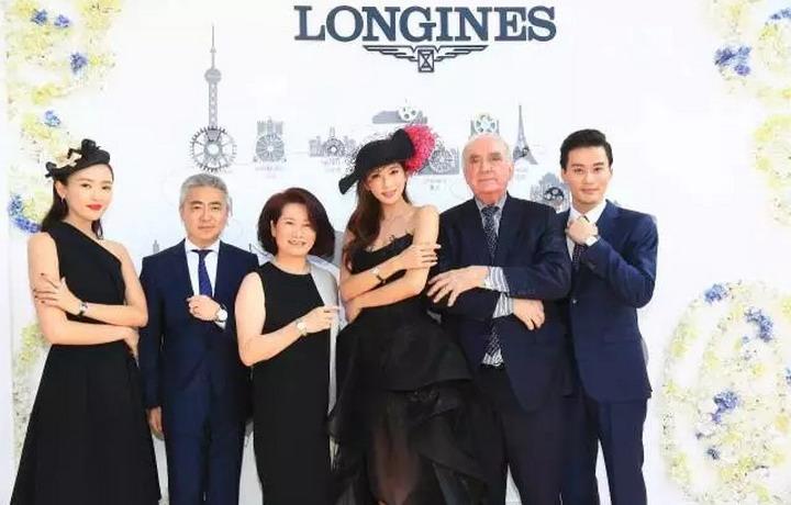 2016浪琴表环球马术冠军赛上海站演绎优雅骑士风范