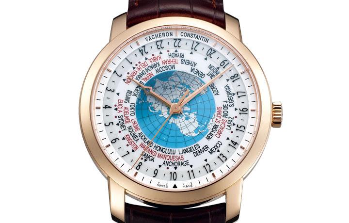 世界时区腕表
