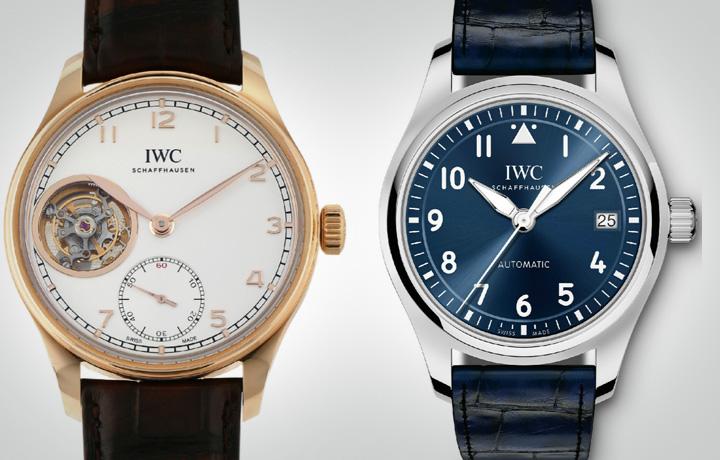 同品牌手表,贵的和便宜的差多少