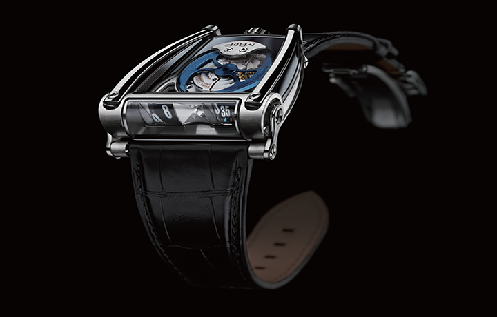 MB&F Horological Machine N 8(HM8)腕表