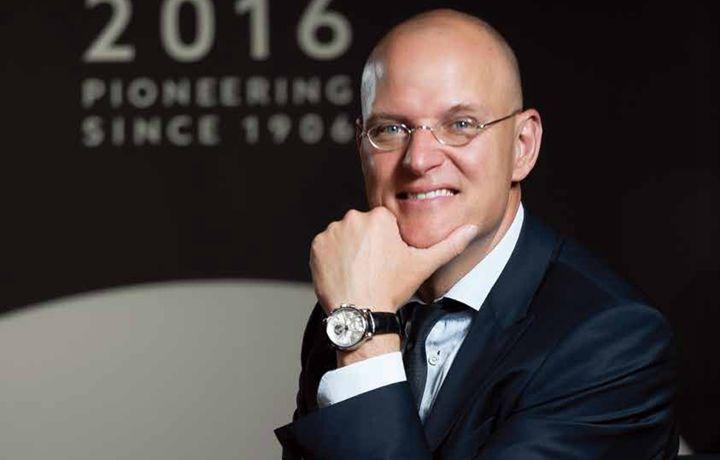 万宝龙市场部执行副总裁Jens Henning Koch 重视本地消费者需求