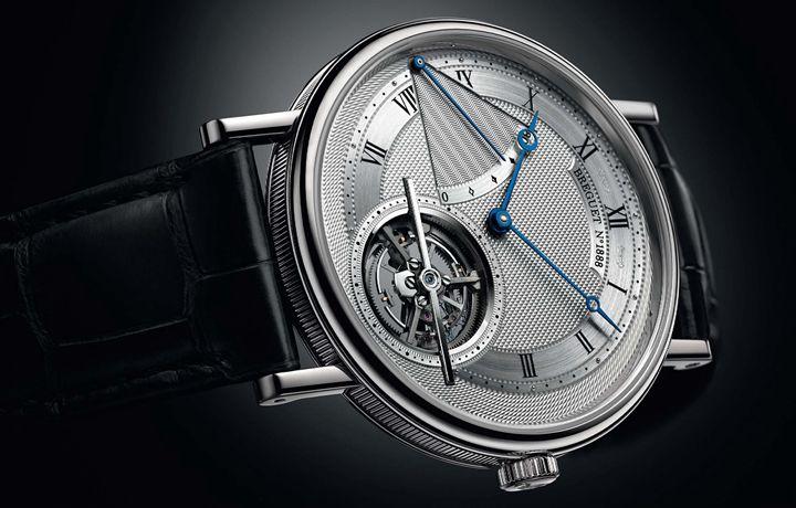古典与现代的结晶(下)宝玑 Classique Tourbillon extra-plat automatique 5377 超薄陀飞轮腕表
