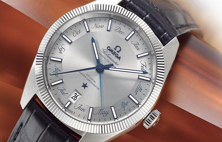 欧米茄OMEGA Globermaster Master Chronometer年历腕表