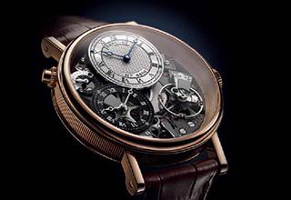 宝玑卓越创新演绎传承之美-宝玑传世系列 Tradition 7067 两地时腕表