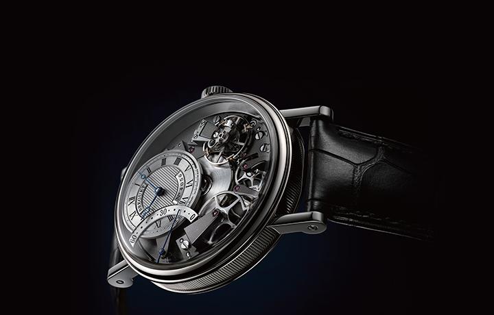 宝玑卓越创新演绎传承之美-宝玑传世系列 Tradition 7097 逆跳秒针腕表