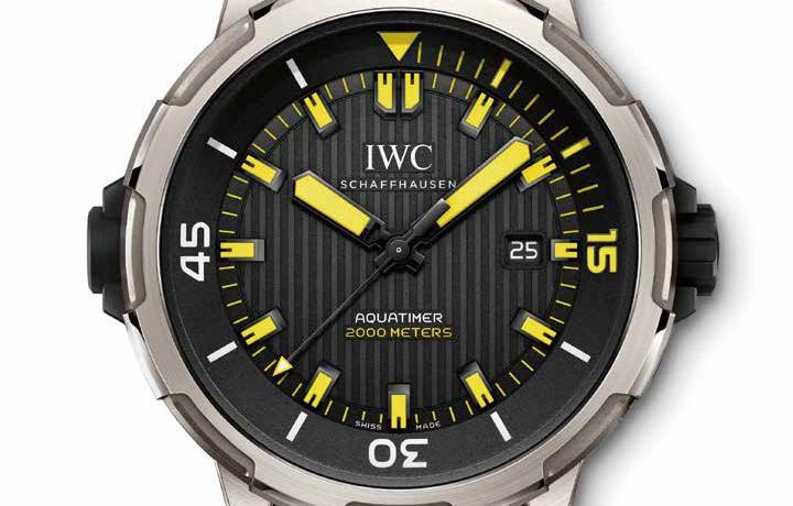 靓品流 万国IWC海洋时计 2000 自动腕表