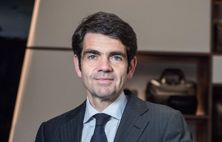 MONTBLANC万宝龙全球执行长 Jérôme Lambert