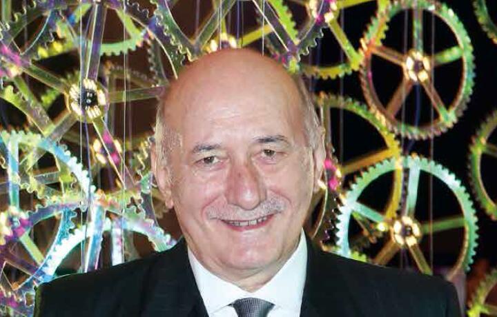 PANERAI 沛纳海全球总裁 Angelo Bonati