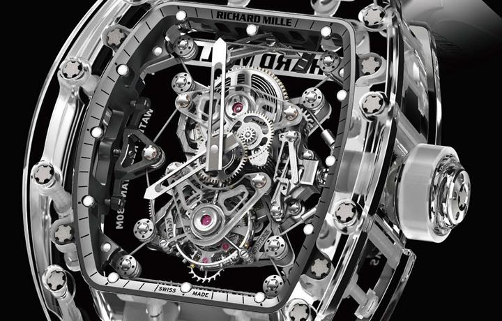 Watches & Wonders钟表与奇迹香港展回顾 RICHARD MILLE