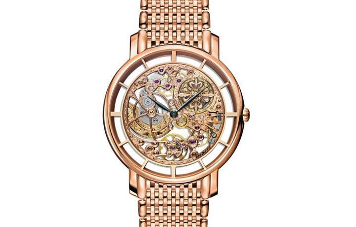 巴塞尔表展现百达翡丽冷门款,镂空手表透雕加打磨加雕刻最吃手工