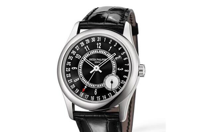 巴塞尔世界钟表珠宝展 Calatrava 编号 6006G 腕表
