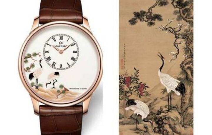 雅克德罗:如此具有中国情结的腕表你见过吗?