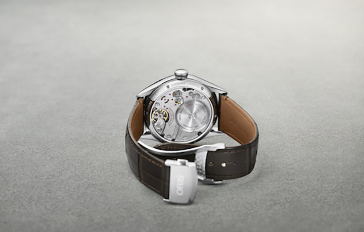 巴塞尔新品:豪利时艺术家Oris113自主机芯腕表