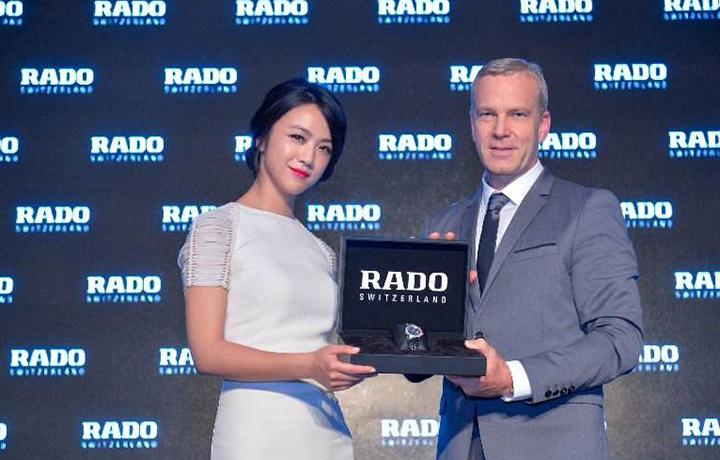 RADO瑞士雷达表全球总裁专访