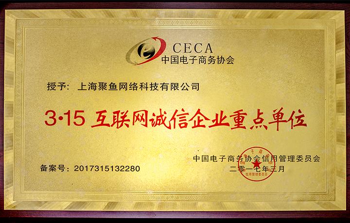 315中国互联网诚信企业重点单位出炉,盛时网再获肯定