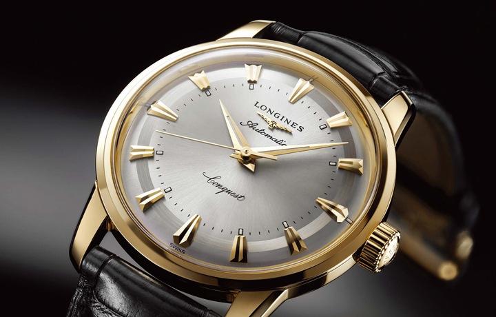 浪琴康卡斯系列60周年纪念复刻限量腕表 古典重生历久弥新