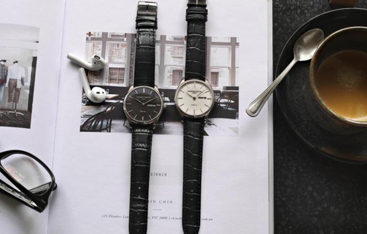 康斯登全新典雅石英腕表 融合现代新意的经典杰作