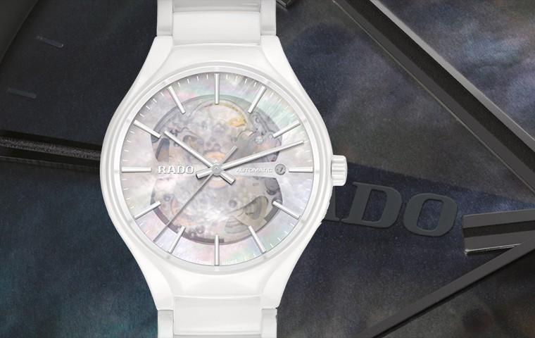 """天生自带""""仙""""气 雷达True真系列开芯腕表的细腻之美"""