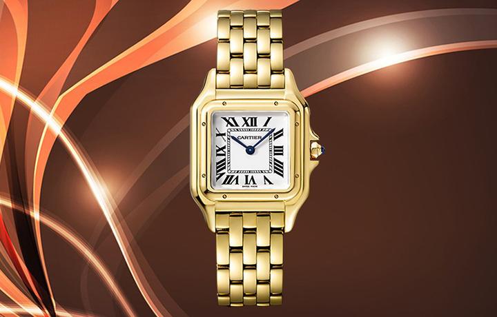 摩登与纯粹的美好 品鉴卡地亚Panthère de Cartier猎豹腕表