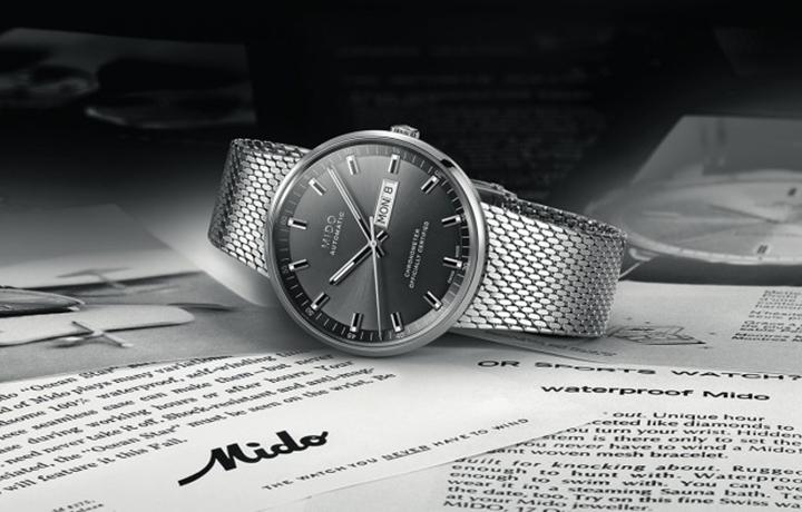 尖端技术打造具有品牌标志性的腕表