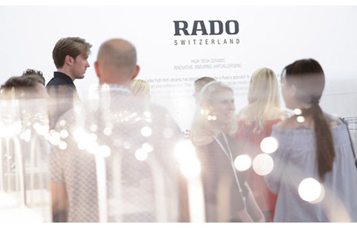 """美国""""RADO瑞士雷达表创星大赛""""获胜者于纽约设计周荣耀揭晓"""