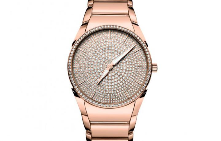如母爱般永恒的光芒 Tonda 1950 Clarity全钻腕表