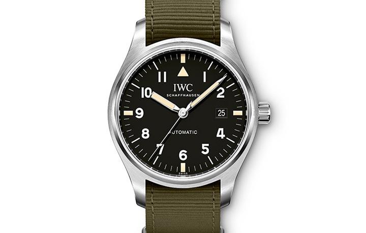 致敬Mark XI IWC万国表推出全新Mark XVIII飞行员限量腕表