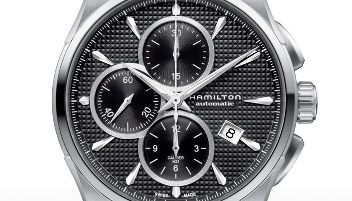 汉米尔顿HAMILTON Jazzmaster Auto Chrono 腕表