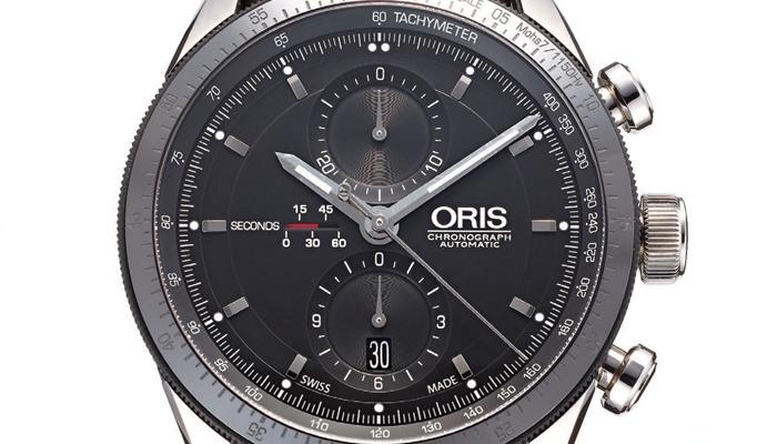 豪利时 ORIS Artix GT 计时秒表