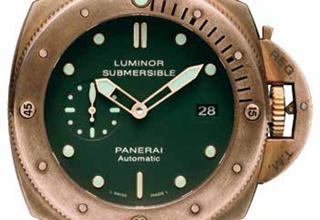 沛纳海PANERAI Luminor Submersible 1950腕表