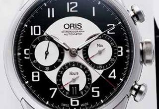 豪利时ORIS RAID 2011限量计时秒表
