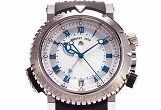 宝玑BREGUET Marine Royal Alarm Ref. 5847响铃表