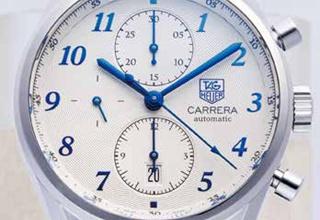泰格豪雅TAG HEUER Carrera Heritage Chronograph 腕表