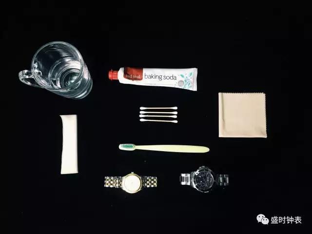 在家都能做的简易腕表清洁(视频放送)
